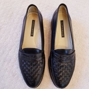 Florsheim woven loafer in very good condition